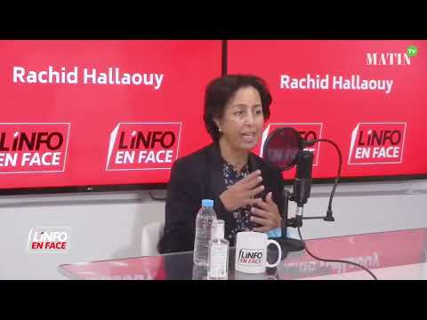 Video : L'Info en Face avec Moussayer Khadija