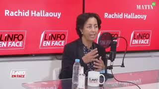 L'Info en Face avec Moussayer Khadija