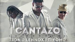 Zion y Lennox - Cantazo ft. Yomo (La Formula) [Official Audio]