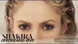Shakira-Perro Fiel(Audio official segunda parte)ft. Nicky Jam
