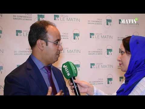 Video : Cycle de conférences du Groupe Le Matin : Déclaration de Ali Sossey Alaoui, DAF du Groupe