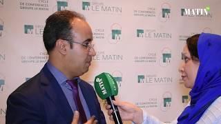 Cycle de conférences du Groupe Le Matin : Déclaration de Ali Sossey Alaoui, DAF du Groupe
