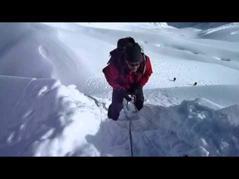 Climb Mera Peak Video: Final steps to the summit of Mera Peak