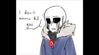 killer sans is really a killer? (undertale AU dub comic)