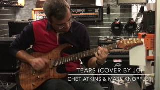 Tears - Chet Atkins & Mark Knopfler - Cover by JC