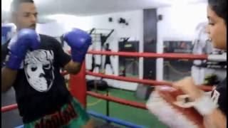 Batalha Muay Thai - Countdown Hélio Jason
