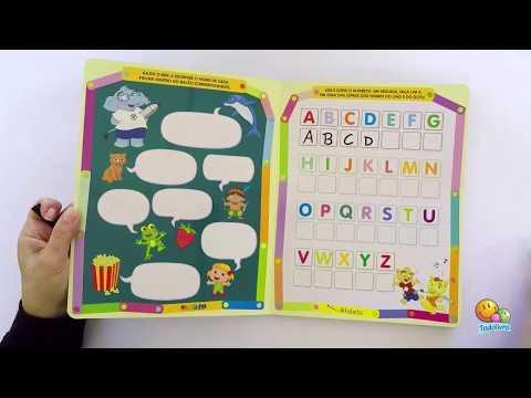 Hora de Aprender: Alfabeto Escreva e Apague Editora Todolivro