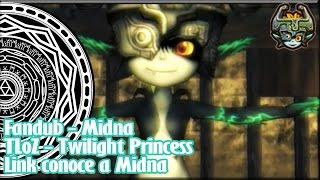 「Midna」Link conoce a Midna - Fandub español