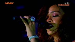 Rihanna  - Unfaithful Live At Rock In Rio 2015