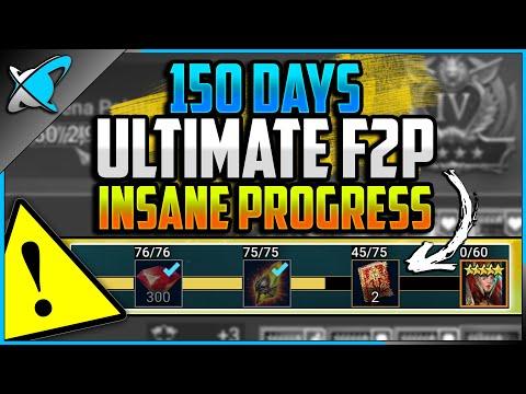 "INSANE MISSION PROGRESS... NEW RECORD!? | Ultimate ""FTP"" Challenge | 2FangsInYaz Showcase #5 | RAID"