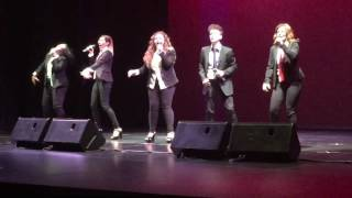 I Feel Good - James Brown (Cover) Yamila Torres, Anabel, María, Tito y Cristina