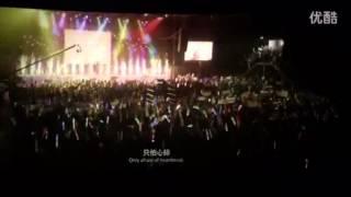 "LUHAN❤❤我是证人鹿晗虫儿飞""(the witness Luhan ""chong Erfei"")"