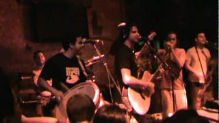 Só Parênt - Neguinha ( Forró Malino ) e Andei só ( Natiruts ) - Bar Da Fábrica 01/07/2011