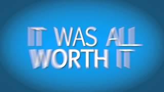 Timeflies - Worth It (Lyric Video)