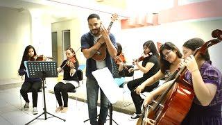 Despacito (Cover Sinfónico) - Luis Ernesto Pazmiño & Orquesta (violines y cellos)