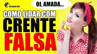 COMO LIDAR COM CRENTE FALSA Pregação Miss Camila Barros