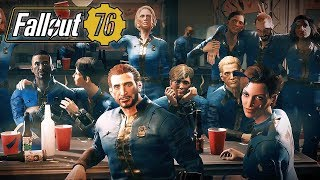FALLOUT 76 - In-Game Intro Cinematic @ 1080p ✔