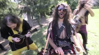 The Dread Crew of Oddwood - Wooden Pints (Korpiklaani Cover)