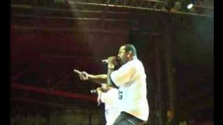 Busta Rhymes-Ante Up (live @Urban Athens)