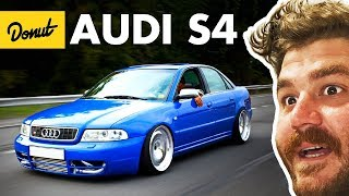 Audi S4 - Everything You Need To Know | Up to Speed width=
