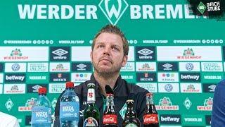Vor VfB Stuttgart: Die Highlights der Werder-PK in 189,9 Sekunden