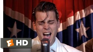 Cry-Baby (5/10) Movie CLIP - King Cry-Baby (1990) HD