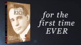 Napoleon Hill - Think & Grow Rich - Organo Gold Paper Back Edition