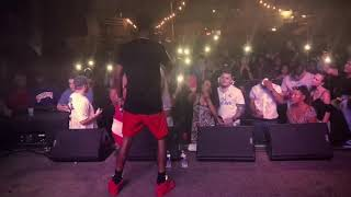 """A Boogie Wit Da Hoodie """"Scared of Us(ACAPELLA)"""" LIVE Austin,TX [Empire Control Room]"""