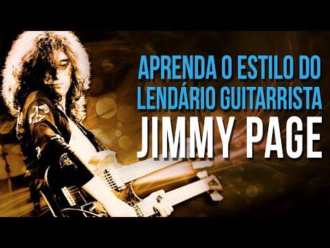 COMO TOCAR NO ESTILO JIMMY PAGE