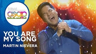 iWant ASAP Highlights | Martin Nievera - You Are My Song