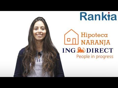 La Hipoteca NARANJA de ING es una hipoteca a tipo variable desde Euribor +0,99% sin comisiones. Desde Rankia, analizamos su tipo de interés, vinculaciones, plazo y resto de características de la Hipoteca NARANJA. Por último, os explicamos cómo solicitarla.