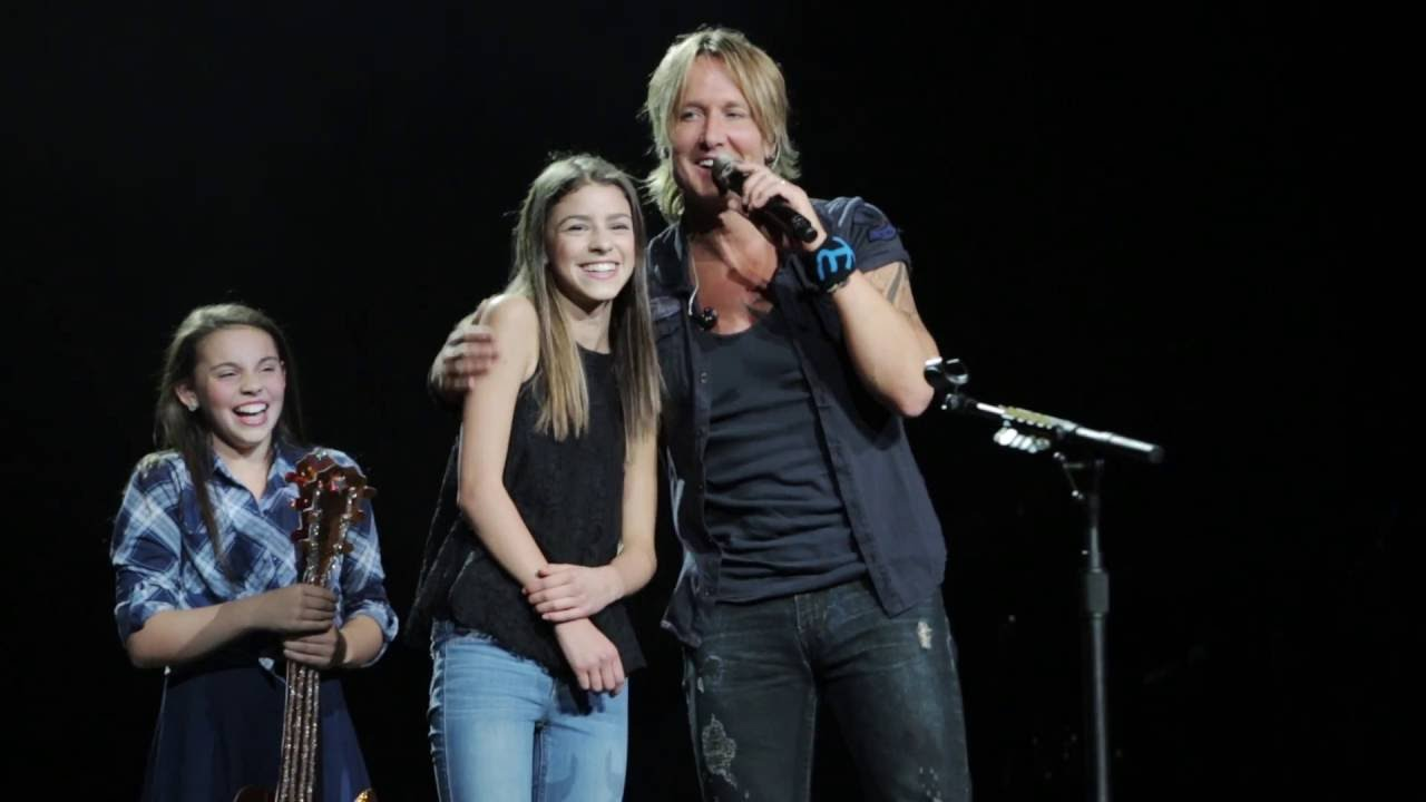 Keith Urban Concert Coast To Coast Group Sales May