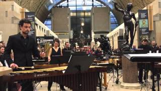 """Paris Percussion Group """"Carnaval des Animaux"""" @ Musée d'Orsay (Paris)"""