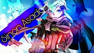 Sinon Asada -「Amv」 Impossible nightcore lyrics
