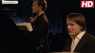 Renaud Capuçon and Daniil Trifonov - Schubert Fantasy for Violin and Piano - Verbier Festival