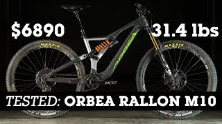 ORBEA RALLON REVIEW / Vital MTB Test Sessions