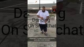 DJ KHALED DANCING ON SNAPCHAT!!!! Pt.2
