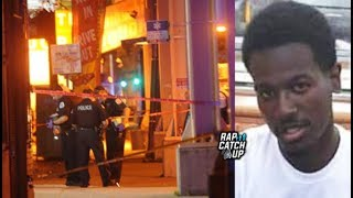 FBG Duck's Friend CantGetRight Shot Dead on Southside of Chicago