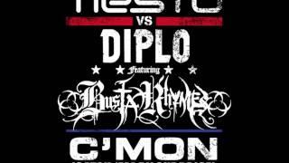 Tiesto vs Diplo ft Busta Rhymes - Cmon (Catch 'Em By Suprise)