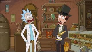 Rick vs Devil laugh off