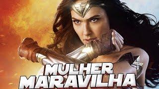 FOMOS VER MULHER MARAVILHA O MELHOR FILME DA DC COMICS