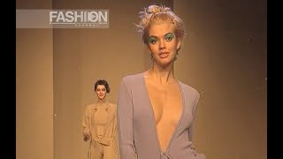 ANGELO TARLAZZI Spring Summer 1997 Milan - Fashion Channel