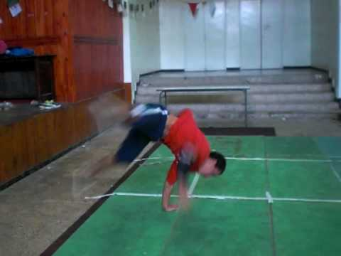 bboy rahim  training    fusion force crew  algeria