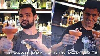 Como fazer Strawberry Frozen MARGARITA