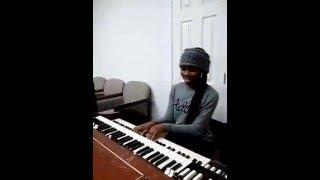 Grateful- 15 year old organist