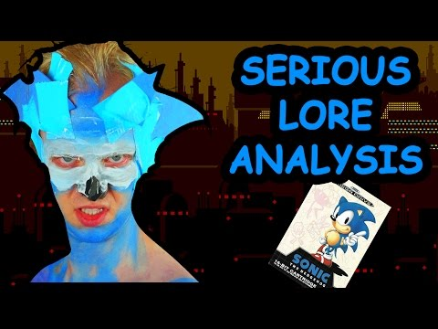 SERIOUS SONIC LORE ANALYSIS