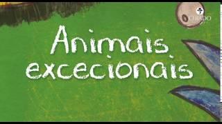"""Spot publicitário da obra """"Animais Excecionais"""", de Filipa Costa"""