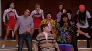 "GLEE ""Lean On Me"" (Full Performance)