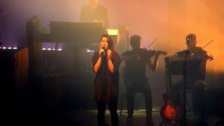 Hooverphonic - Ether -- Live At AB Brussel 06-04-2016