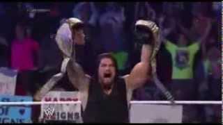 Roman Reigns vs Brock Lesnar Wrestlemania 31 Promo